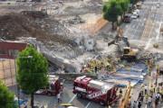 韓国人「9人が死亡した建物崩壊事故、原因が判明」
