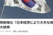 文大統領「日本経済により大きな被害が訪れることを警告する」→日本メディアが「日本経済に大きな被害」と速報で報道! 韓国の反応